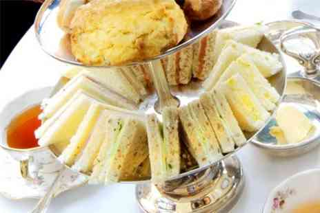 The Aviators Bistro - Festive Afternoon Tea For Two - Save 58%
