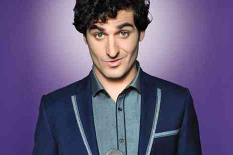 Lyceum Theatre - Patrick Monahan Comedy Ticket - Save 54%