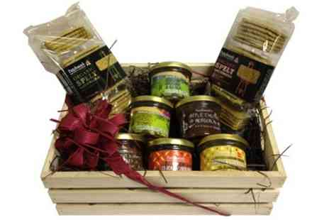 Patchwork - Christmas Hamper and Tasting Tour - Save 51%