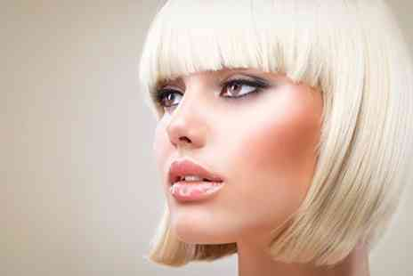 Lynda v Price - Cut and Finish Plus Highlights or Condition and Scalp Massage - Save 62%