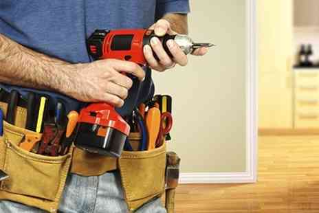Handyman Phil - Two Hours of Interior or Exterior Services - Save 72%