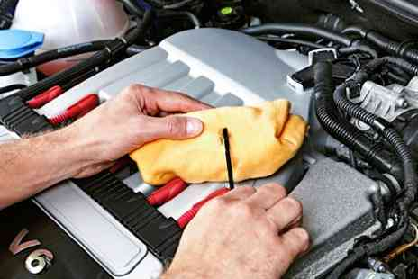 Valentine Motors - Winter Car Service With Oil and Filter Change - Save 63%