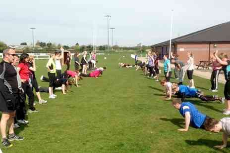 Infiniti Fitness 121 - Eight Week Bootcamp - Save 84%
