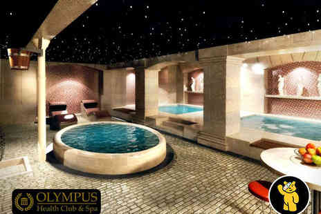 Olympus Health Club & Spa - Day of Indulgence Spa Day for One Including Use of Facilities Massage and Facial  - Save 60%