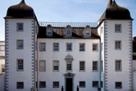Mercure Peebles Barony Castle Hotel - Scottish Tower House Escape - Save 54%