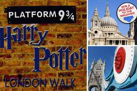 The Celebrity Planet - Three hour Harry Potter London walking tour - Save 60%