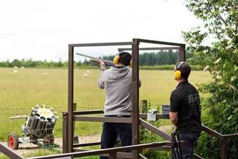 Fury Events - Clay Pigeon Shooting With 25 Shots - Save 40%