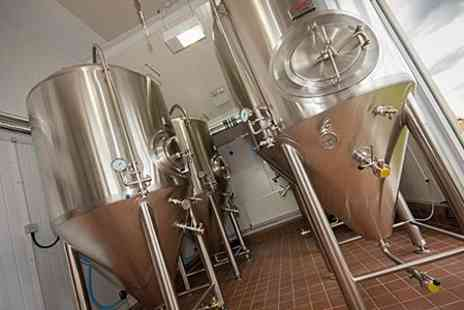 Pheasantry Brewery - Pheasantry Brewery Tour With Tasting Session For Two - Save 67%