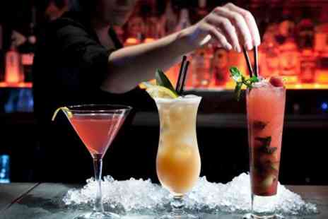 WAX London - Cocktail Making Experience With Sharing Platter and Drinks - Save 43%