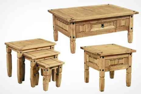 BnMW - Mexican Hand Waxed Furniture - Save 65%
