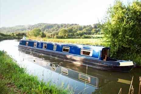 Sally Narrowboats - Three Night Hire For Up To Ten People - Save 30%