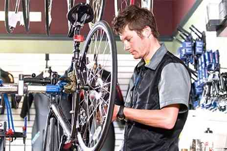 Stockton Cycling and Running - Winter Bicycle Service - Save 64%