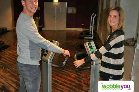 wobbleyou - Ten 'FLABA LOS  Whole Body Vibration Workout Sessions - Save 60%