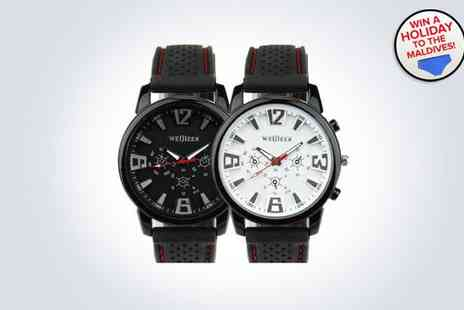 My Avarice - Mens stylish aviator watch - Save 50%