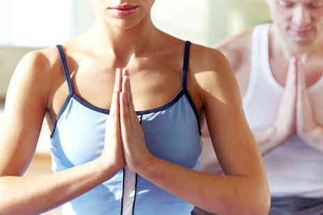 Yoga Hub - Eight sessions of hot yoga with Yoga Hub - Save 67%