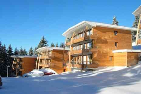 SnowTrex - Seven Nights Ski Holiday For Two - Save 48%