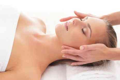 The Beauty Boutique - Facial With Back or Full Body Massage - Save 54%
