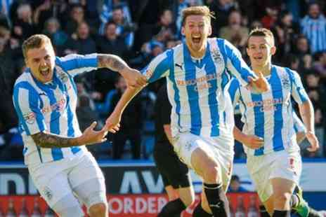 Huddersfield Town Football Club - Football Tickets Held on 14 December at John Smith's Stadium - Save 50%