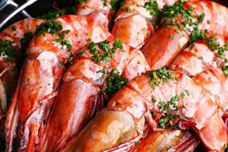 Sheldrakes - Seafood Platter With Wine for two - Save 50%