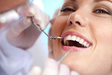 Elite Dental Clinic - Full Examination With Scale and Polish - Save 86%
