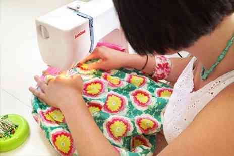 Sew In Brighton - Sewing and Dressmaking Workshop - Save 58%