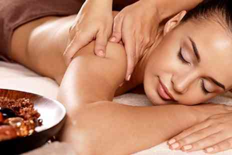 Butterfly Beauty Therapy - Back Massage Plus Manicure - Save 56%