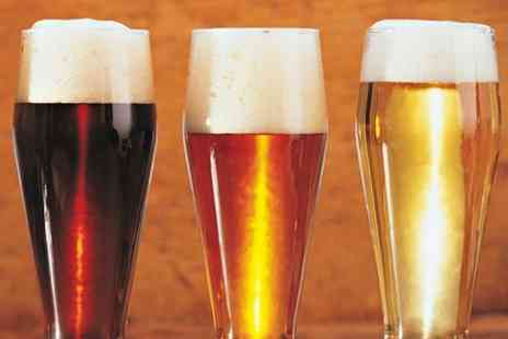 Lancaster Brewery - Learn about the beer making process from grain to glass - Save 58%