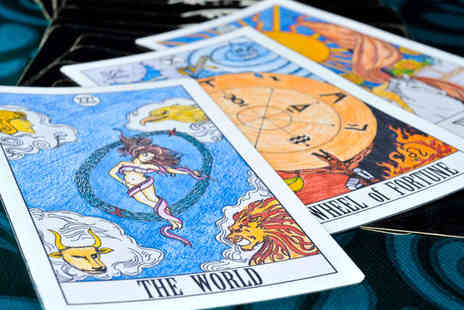 Tarot & Astrology - Tarot and Astrology Reading - Save 62%