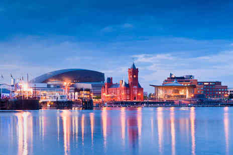 Puma Angel Hotel - Sport, Nightlife, and Shopping in The Welsh Capital - Save 61%