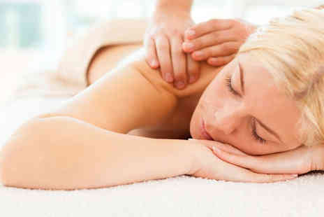 Be Beau With Grace - Three Visit for an Hour Long Full Body Swedish Massage - Save 53%