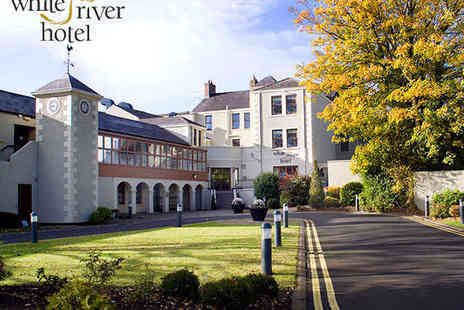 White River Hotel - Two Night Stay County Antrim Boutique Hotel - Save 53%