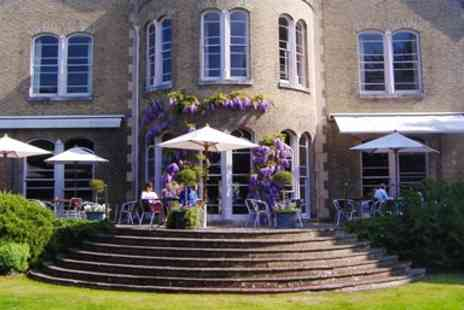 Hotel Felix - £139 - Boutique Cambridge Mansion Stay with Dinner - Save 43%