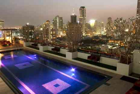 Furama Silom Bangkok - Bangkok four Star Hotel for 2 With Breakfast & Upgrade - Save 42%