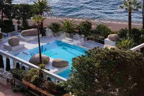 Columbus Monaco - Stylish Monte Carlo Hotel With Upgrade & Wine - Save 48%