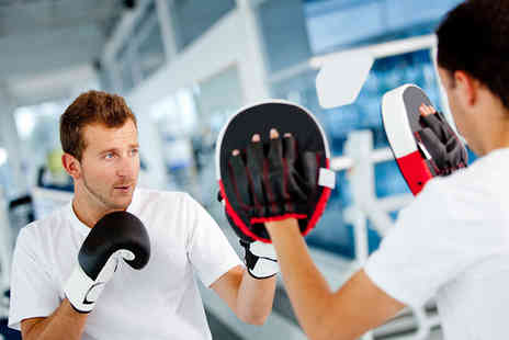 Fighting Fit - Gym and Combat Classes for One - Save 80%