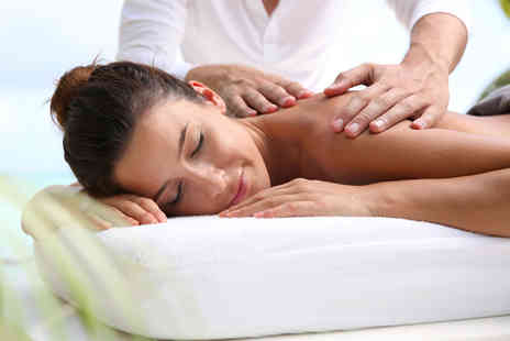 55 Studio - One Hour Facial with Choice of One Hour Aromatic Massages - Save 60%