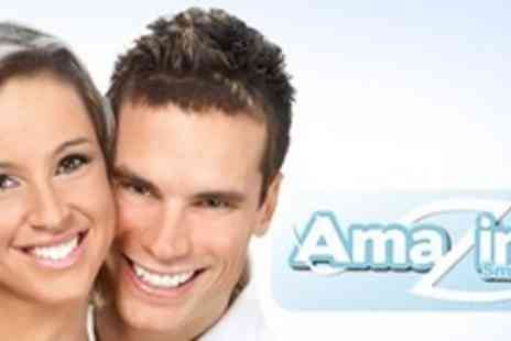 Amazing Smile - Teeth Whitening Treatment With Consultation and After Care Advice - Save 85%