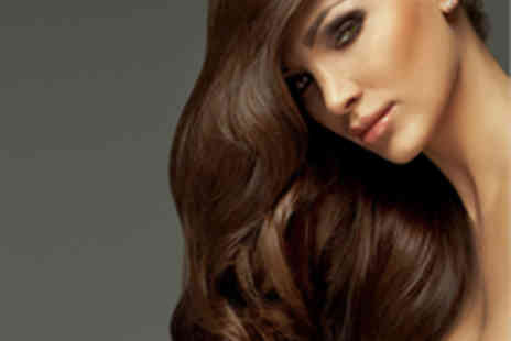 Oceanic Hair & Beauty - Haircut, Style and Argan Oil Treatment - Save 63%