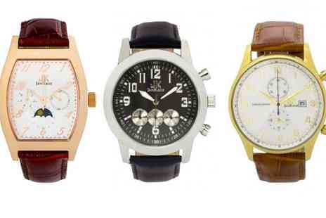 Jan Kauf - Finding the right watch to suit your personality - Save 76%
