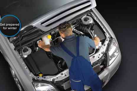 MVS Limited - Car checked out ahead of the big freeze - Save 50%