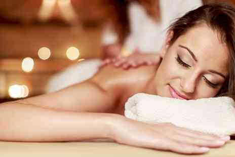 100% Glamour - Pamper Package Including Massage - Save 82%