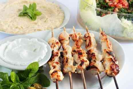 Merhaba Restaurant - Three Course Turkish Meal With Tea or Coffee - Save 48%