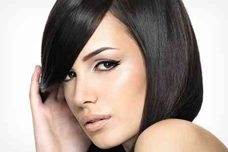 Colorseum - Keratin Blow Dry With Cut and Finish - Save 71%
