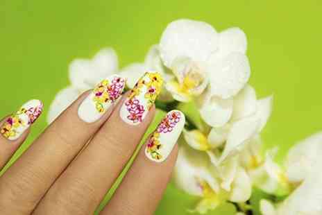 Sam Adore Beauty - Gel Manicure or Pedicure - Save 50%
