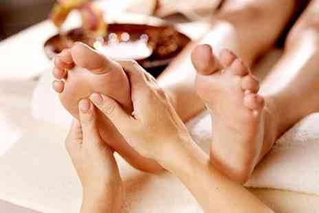 Nail and Beauty Co - Full Body Holistic Massage or Reflexology Treatment - Save 50%