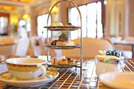 The Elwes Arms - Afternoon Tea For Two With Wine - Save 50%