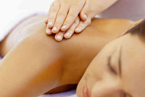 LMP Therapies - Hour Long Treatment from Deep Tissue Massage or Reflexology - Save 64%