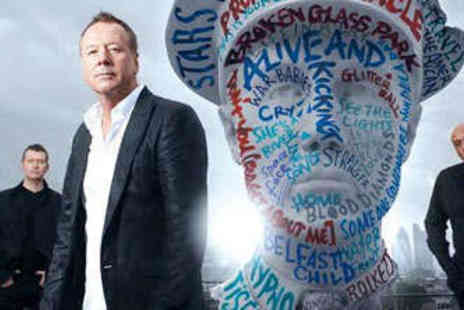 The O2 - Exclusive Package to See Simple Minds - Save 20%