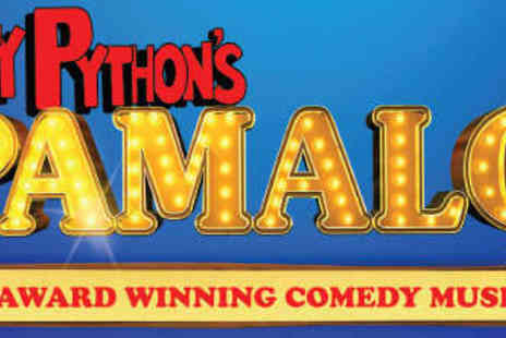 The Playhouse Theatre - Ticket to Holy Grail of Spamalot comedy - Save 50%