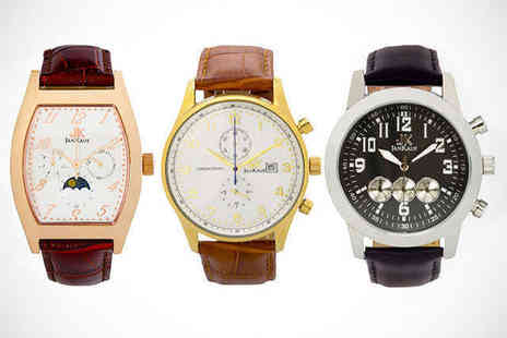 Jan Kauf - Mens Watch in Choice of Three Styles - Save 76%